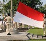 Peringatan Detik-Detik Proklamasi di Sekolah Tinggi Pertanahan Nasional