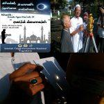 Pelaksanaan Solat Sunah Gerhana Matahari (Sholat Kusuf) Secara Berjamaah di Masjid Darunnajah STPN